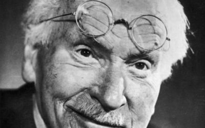 Dr. Jung, founder of analytical psychology